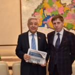 Фарид-Мухаметшин-встретился-с-главным-редактором-официального-издания-Федерального-Собрания-России-–-«Парламентской-газеты»