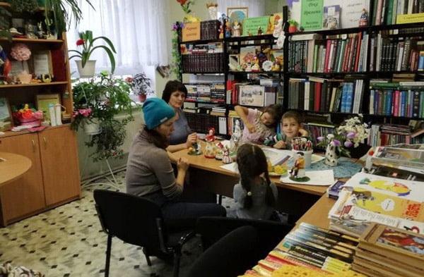 Кулаевская-библиотека