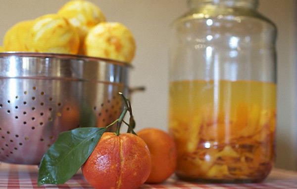апельсиновые-корки