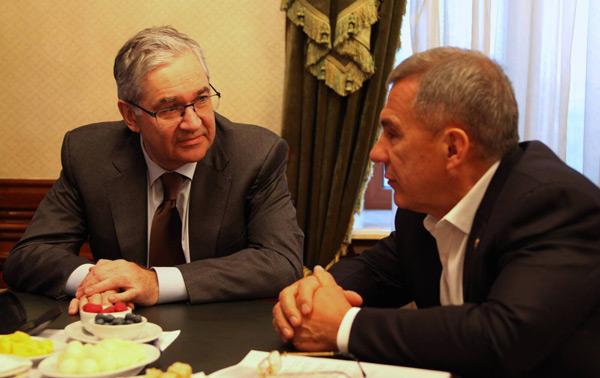 генеральный-директор-Всероссийской-государственной-телевизионной-и-радиовещательной-компании-Добродеев
