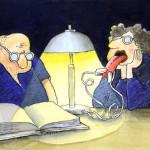 карикатура-гаджет