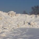 свалка-снега