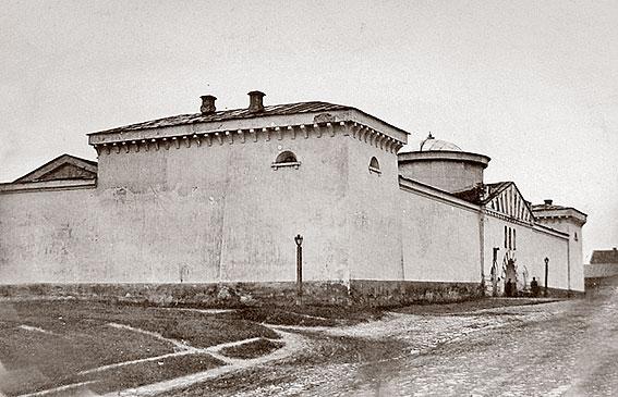 Казанский-губернский-тюремный-замок
