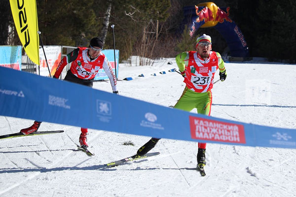Лыжный-марафон