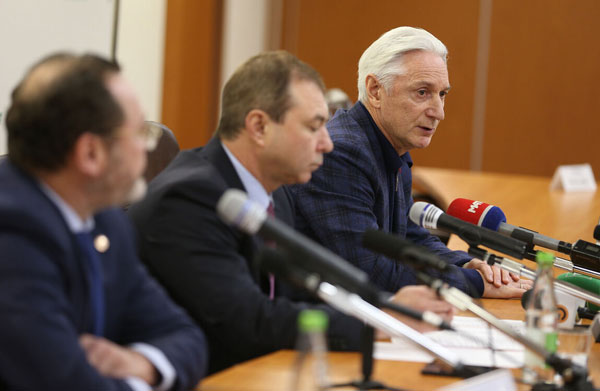 Пресс-конференция-ак-барс