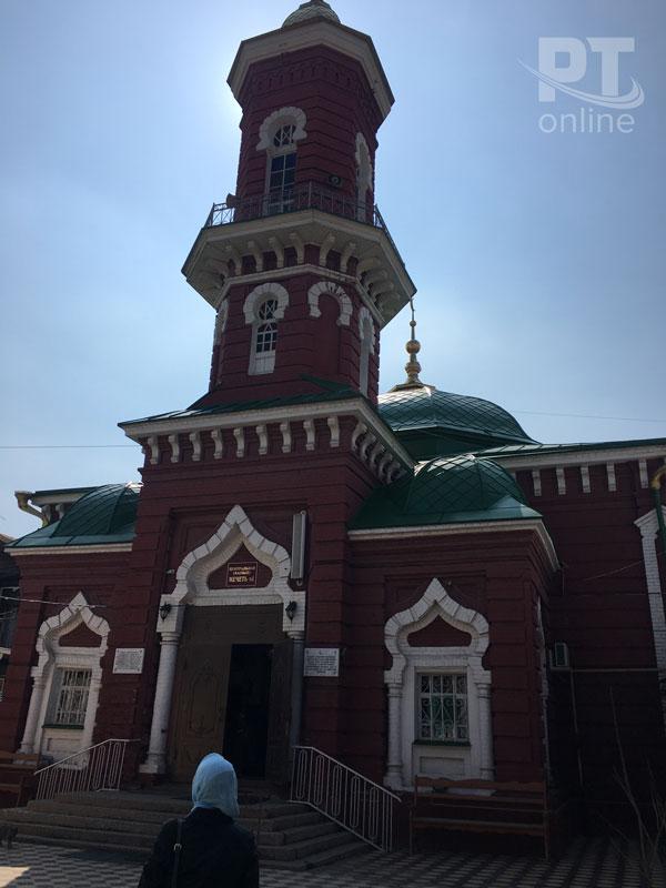 Краная-(Центральная)-мечеть
