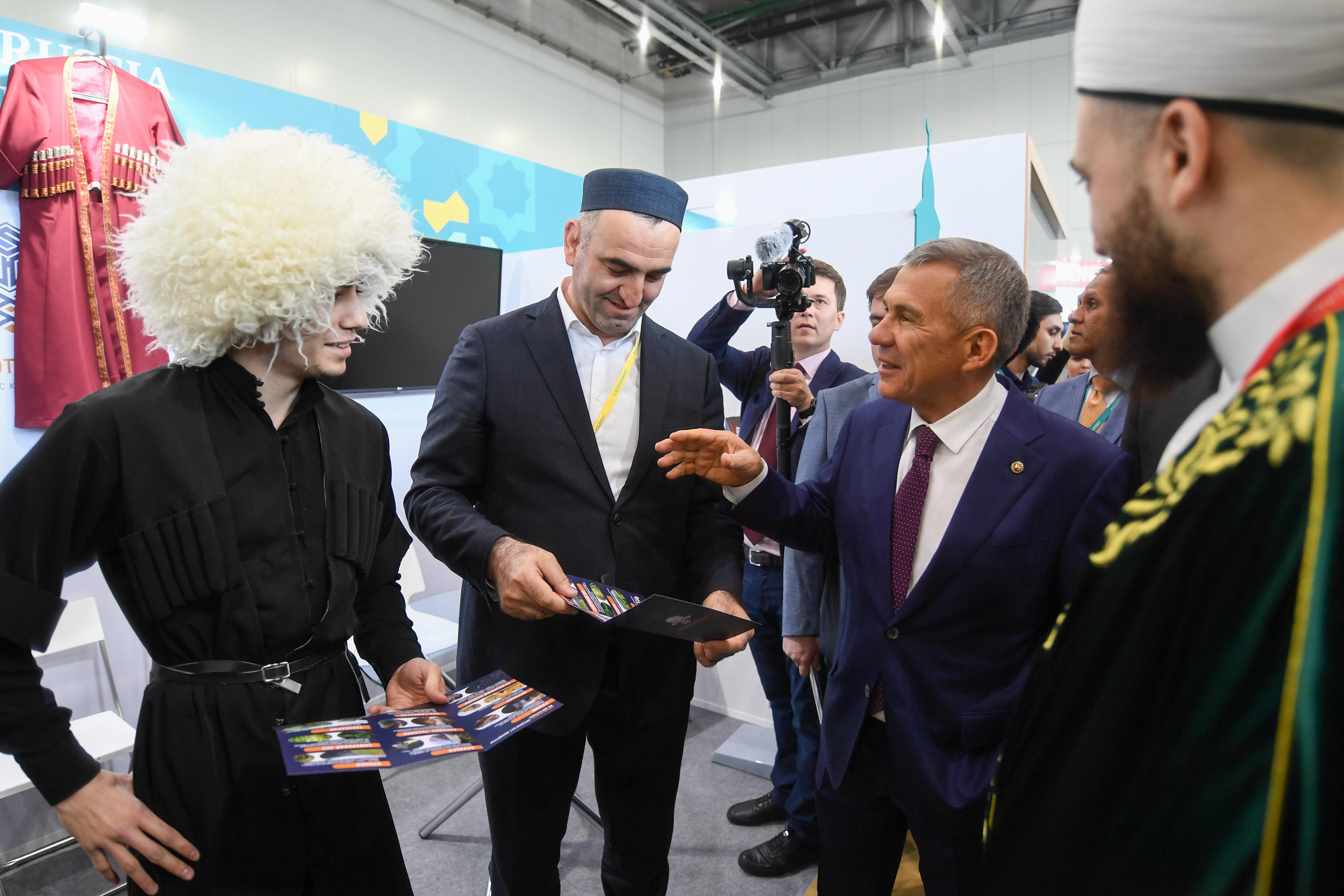 Саммит_Минниханов_Пресс-служба Президента