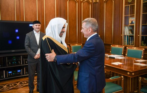 Встреча_Минниханов-с-С-Генеральным-секретарём-Всемирной-исламской-лиги