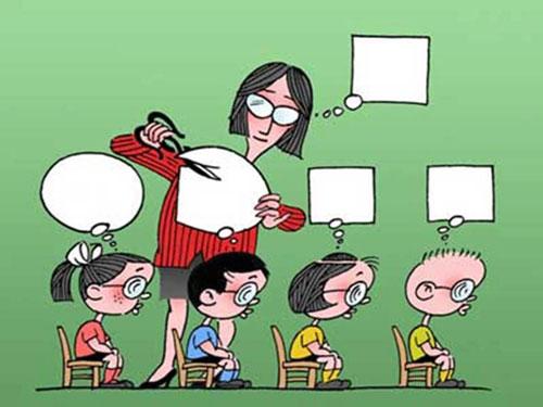 карикатура-в-детском-саду