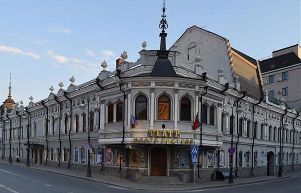 казанский-тюз