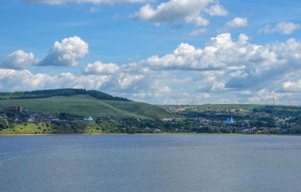 куйбышевское-водохранидище