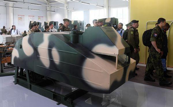 танковое-училище
