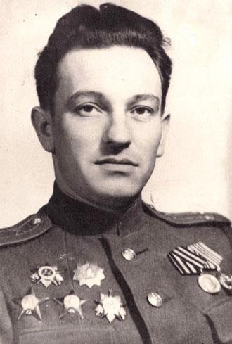 Николай Кирсанов