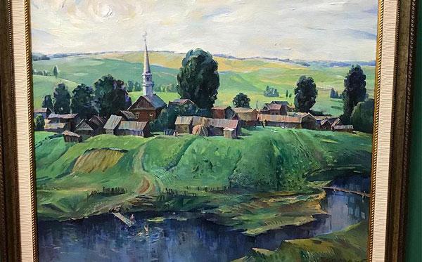 выставка-татарских-художников-Санкт-Петербурга