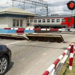 железнодорожный-переезд