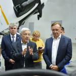 Фарид-Мухаметшин-посетил-Научно-технический-центр-КАМАЗа