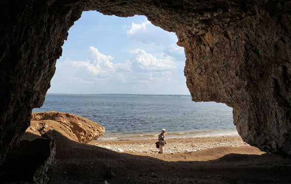 Пещера-вид-на-Болгар