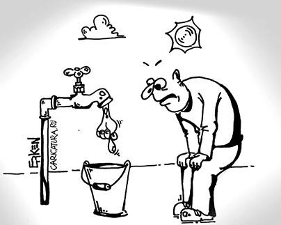 карикатура-нет-воды