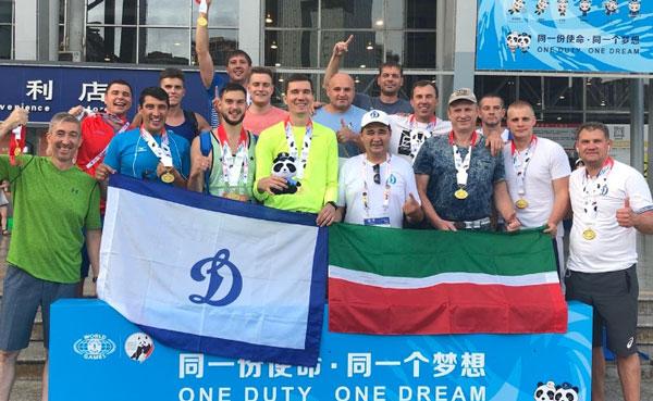 команда-«Динамо-Татарстан»