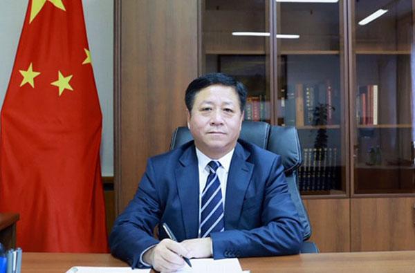 посол-Китая-в-России-Чжан-Ханьхуэй