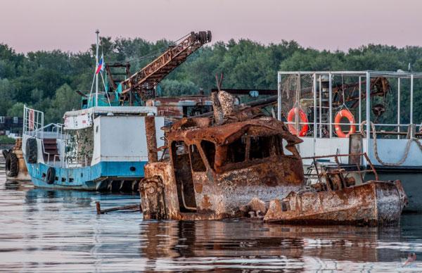 затопленное-судно