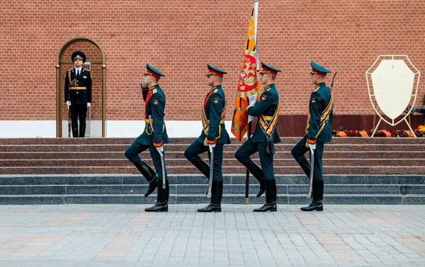 преображенский-полк