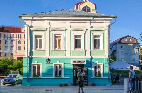 улица-петербургская