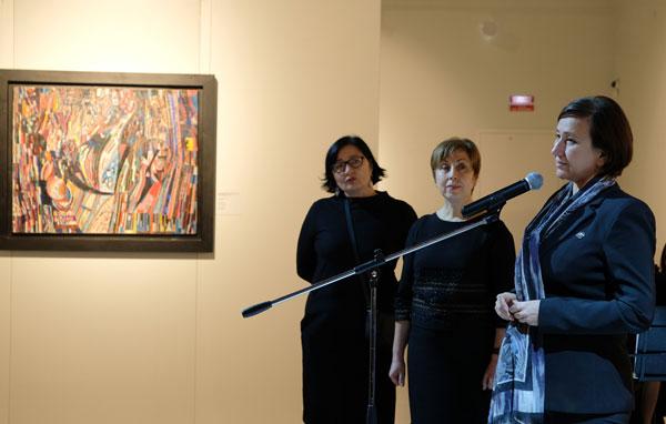 Филонов-выставка