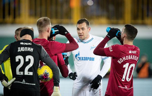 Футбол_Рубин-Зенит