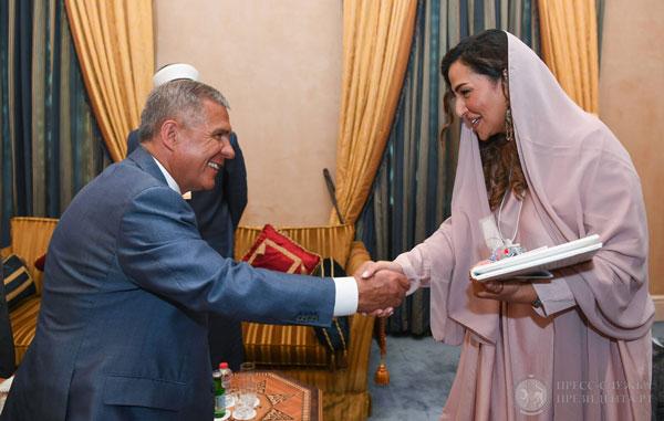 минниханов--встретился-с-генеральным-секретарём-благотворительного-фонда-Alwaleed-Philanthropies