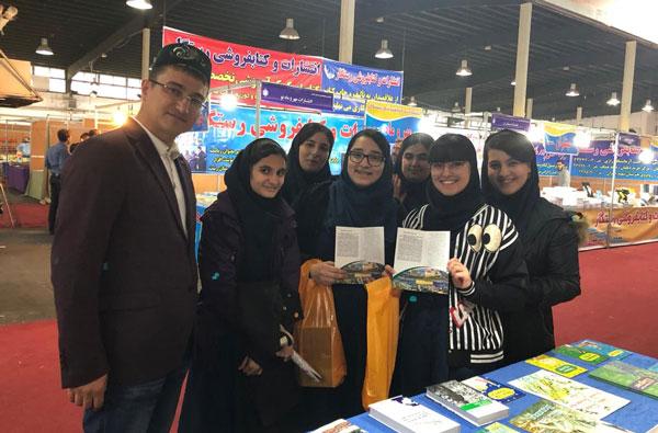 Татарские книги представили на выставке в Иране