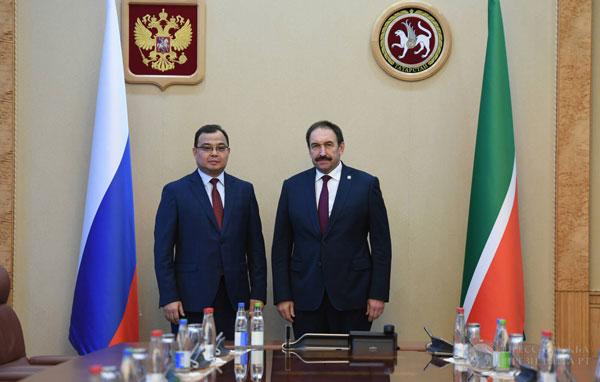 встреча-Песошина-с-Нурланом-Борамбаевым