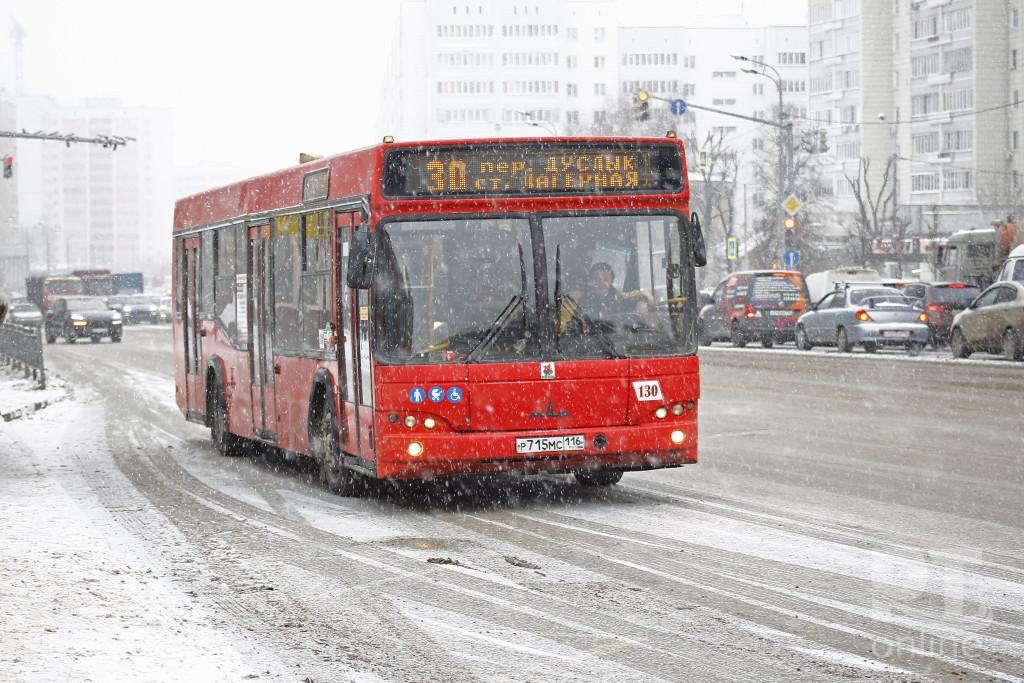 Общественный транспорт_Автобус_зима_A8G4480