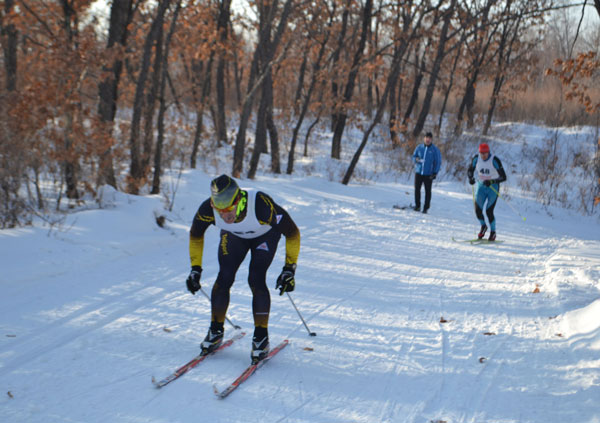 лыжные-гонки