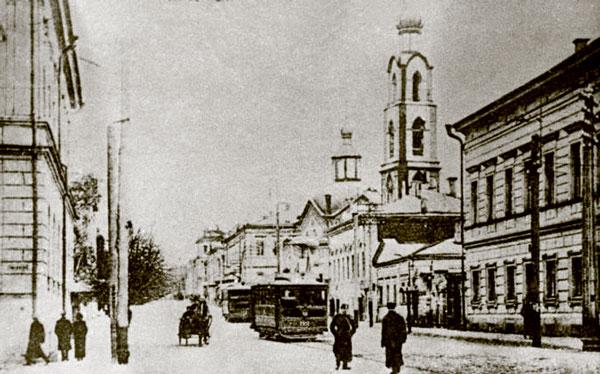 телеграфская-улица