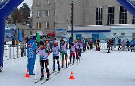 лыжный-спорт
