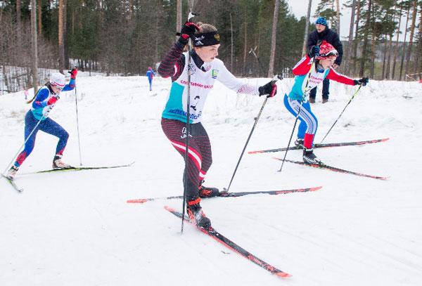 лыжые-гонки