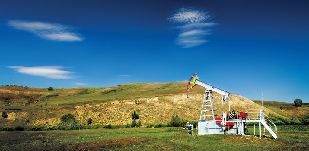Нефтяной пейзаж