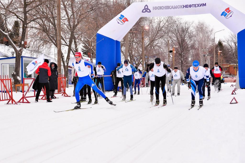 Спартакиада фото 3 лыжники