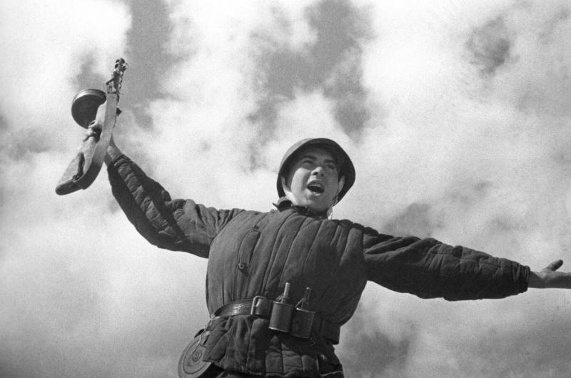 За Родину! Второй Белорусский фронт. 1944 год_skaramanga-1972.livejournal.com_
