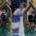 синхронное-плавание