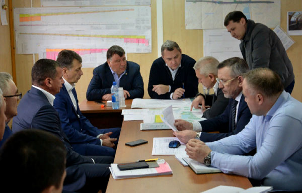 Алафинов-проинспектировал-ход-строительства-1-этапа-Большого-Казанского-кольца