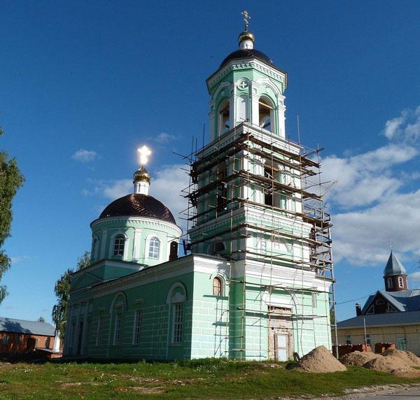Церковь-села-Ципья