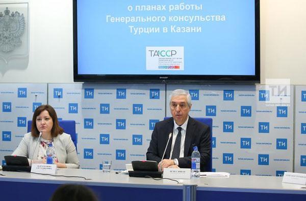 генеральный-консул-Турецкой-Республики-в-Казани-Исмет-Эрикан