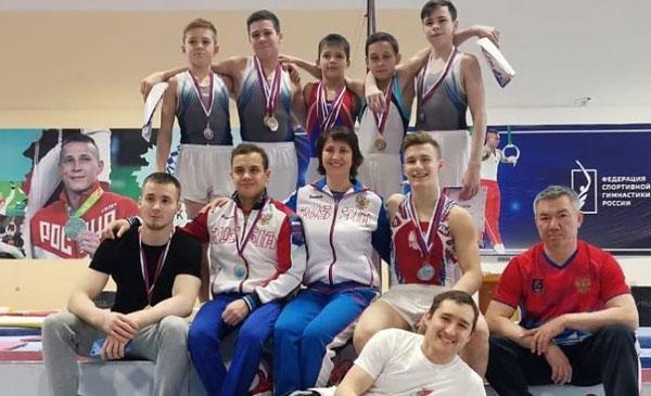 спортивная-гимнастика