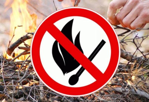 противопожарный-режим