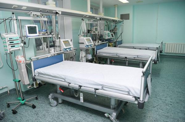 в-больнице