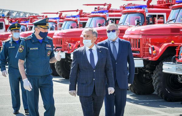 Пожарные-машины