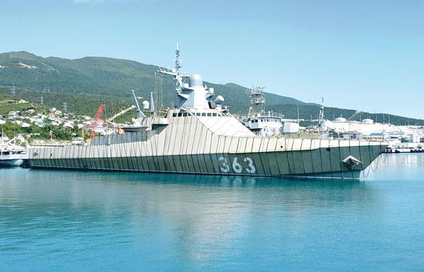 патрульный-корабль