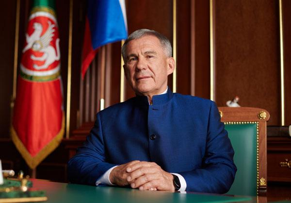 Prezident-Tatarstana